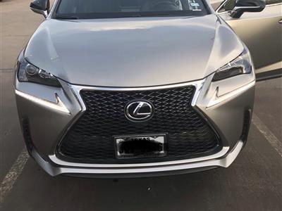 2017 Lexus NX 200t F Sport lease in Austin,TX - Swapalease.com