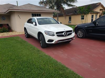 2019 Mercedes-Benz GLC-Class Coupe lease in BELLE GLADE ,FL - Swapalease.com