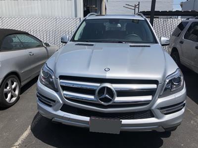 2016 Mercedes-Benz GL-Class lease in Encino,CA - Swapalease.com
