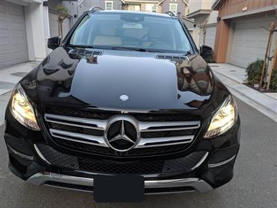 2017 Mercedes-Benz GLE-Class lease in Dublin,CA - Swapalease.com