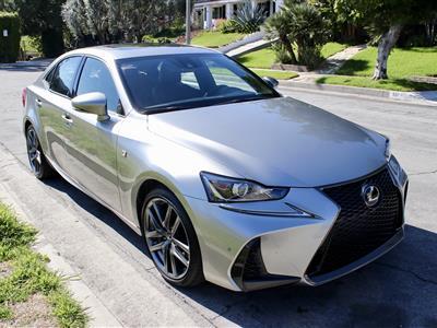 2019 Lexus IS 300 F Sport lease in STUDIO CITY,CA - Swapalease.com