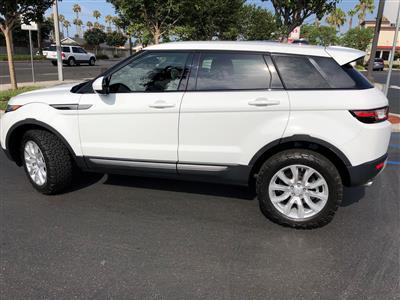 2018 Land Rover Range Rover Evoque lease in huntington Beach,CA - Swapalease.com