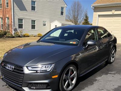 2018 Audi S4 lease in Doylestown,PA - Swapalease.com