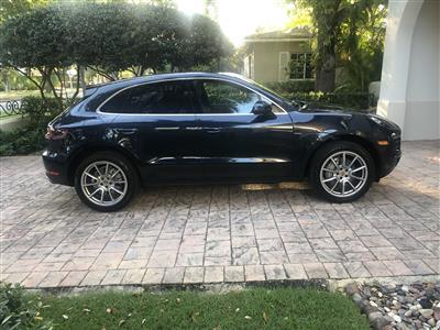 2018 Porsche Macan lease in Coral Gables,FL - Swapalease.com
