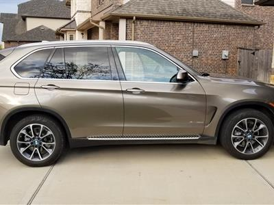 2018 BMW X5 lease in Katy,TX - Swapalease.com