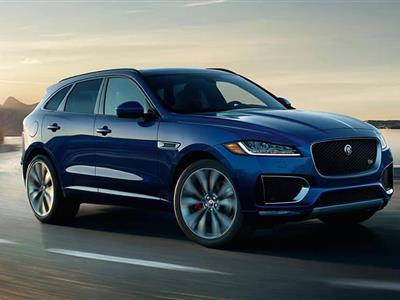 2019 Jaguar F-PACE lease in Boca Raton,FL - Swapalease.com