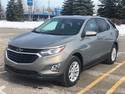2018 Chevrolet Equinox lease in Lake Orion,MI - Swapalease.com