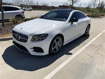 2019 Mercedes-Benz E-Class lease in Flower mound,TX - Swapalease.com
