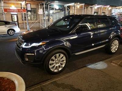 2017 Land Rover Range Rover Evoque lease in New York,NY - Swapalease.com