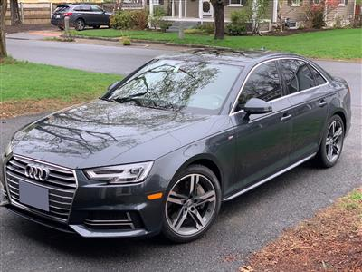 2018 Audi A4 lease in Concord,MA - Swapalease.com
