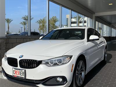 2017 BMW 4 Series lease in Irvine,CA - Swapalease.com