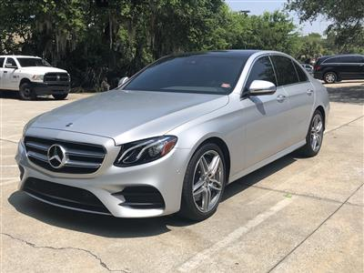 2018 Mercedes-Benz E-Class lease in Johns Island,SC - Swapalease.com