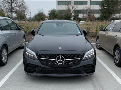 2019 Mercedes-Benz C-Class lease in Plano,TX - Swapalease.com