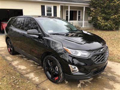 2018 Chevrolet Equinox lease in Bear,DE - Swapalease.com