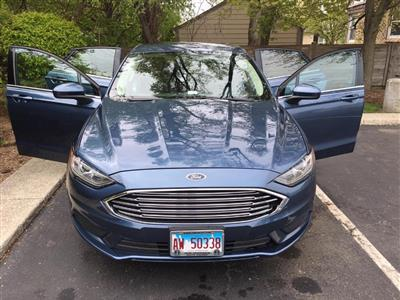 2018 Ford Fusion lease in White House,TN - Swapalease.com