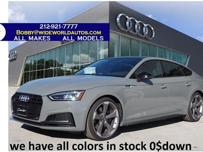2019 Audi RS 5 Sportback lease in New York,NY - Swapalease.com