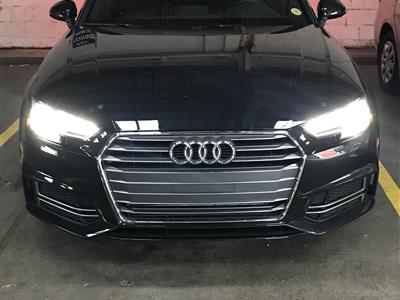 2018 Audi A4 lease in New Orleans,LA - Swapalease.com