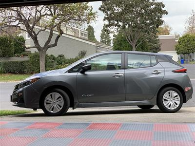 2018 Nissan LEAF lease in Port Hueneme ,CA - Swapalease.com