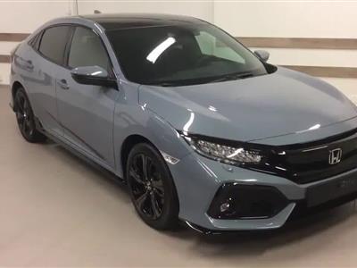 2018 Honda Civic lease in Huntington Park,CA - Swapalease.com