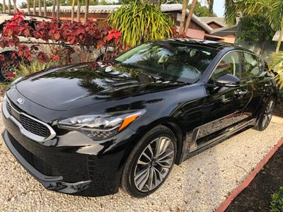 2018 Kia Stinger lease in Ft Lauderdale,FL - Swapalease.com