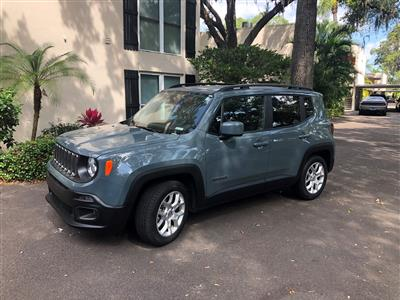 2017 Jeep Renegade lease in Largo,FL - Swapalease.com