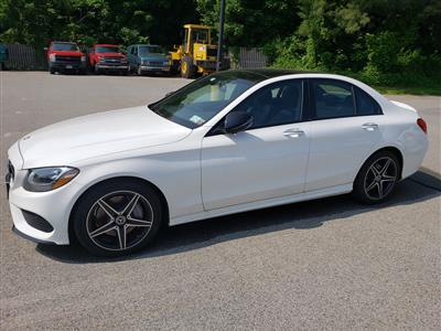 2018 Mercedes-Benz C-Class lease in WHITE PLAINS,NY - Swapalease.com