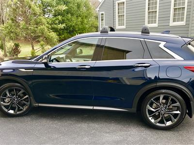 2019 Infiniti QX50 lease in WILMINGTON,DE - Swapalease.com