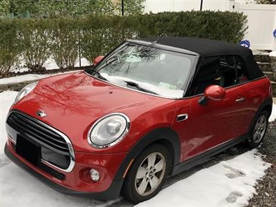 2017 MINI Convertible lease in Larchmont,NY - Swapalease.com