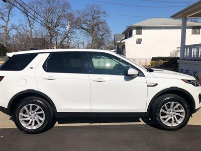 2018 Land Rover Discovery Sport lease in Lynbrook,NY - Swapalease.com