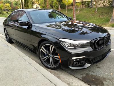 2018 BMW 7 Series lease in Glendale,CA - Swapalease.com