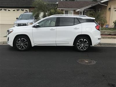 2018 GMC Terrain lease in Laguna Hills,CA - Swapalease.com