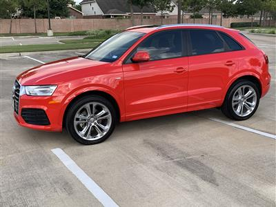2018 Audi Q3 lease in Pearland,TX - Swapalease.com