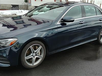 2017 Mercedes-Benz E-Class lease in Lowell,MA - Swapalease.com