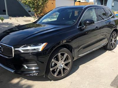 2018 Volvo XC60 lease in Los Angles,CA - Swapalease.com
