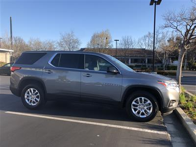 2018 Chevrolet Traverse lease in Palo Alto,CA - Swapalease.com