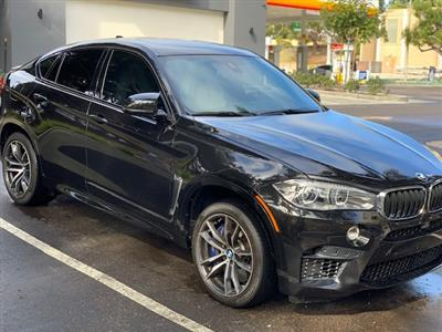 2017 BMW X6 M lease in San Diego,CA - Swapalease.com