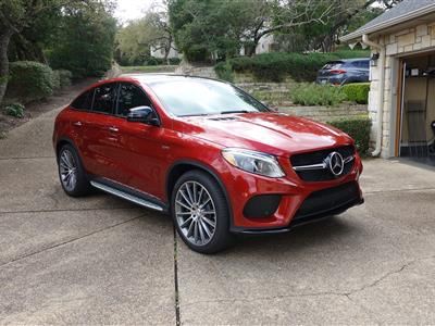 2019 Mercedes-Benz GLE-Class Coupe lease in AUSTIN,TX - Swapalease.com