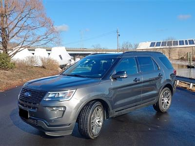 2018 Ford Explorer lease in COS COB,CT - Swapalease.com