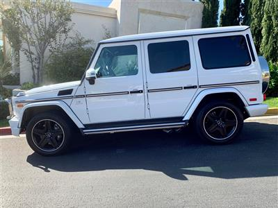 2017 Mercedes-Benz G-Class lease in Laguna Beach,CA - Swapalease.com