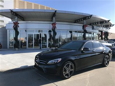 2018 Mercedes-Benz C-Class lease in Omaha,NE - Swapalease.com