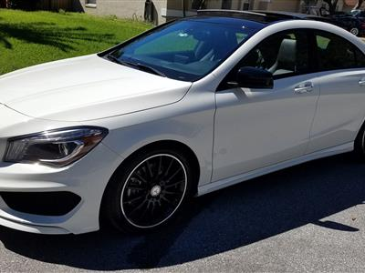 2016 Mercedes Benz Cla Cl Lease In Orlando Fl Swapalease