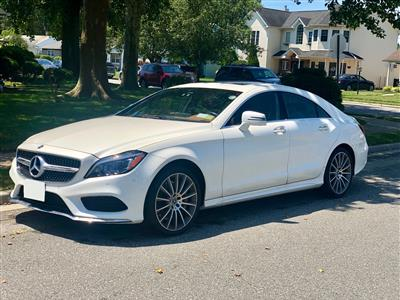 2017 Mercedes-Benz CLS-Class lease in EAST meadow,NY - Swapalease.com