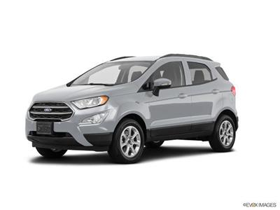 2019 Ford EcoSport lease in Macomb,MI - Swapalease.com