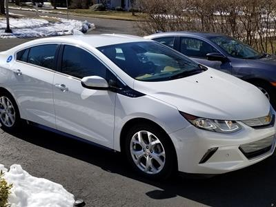 2017 Chevrolet Volt lease in Newtown,PA - Swapalease.com