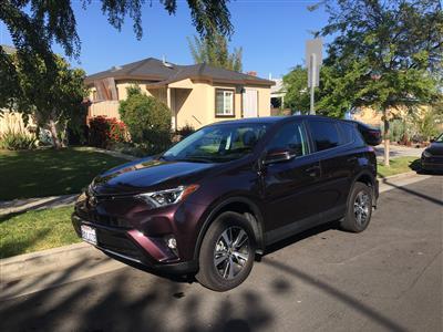 2017 Toyota RAV4 lease in Santa Monica,CA - Swapalease.com
