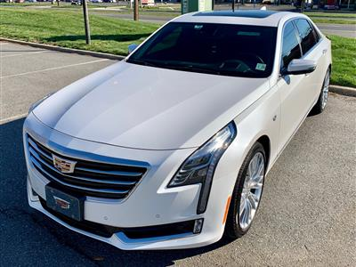 2018 Cadillac CT6 lease in Atco,NJ - Swapalease.com