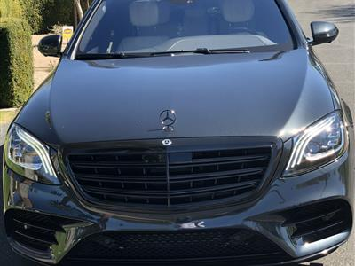 2018 Mercedes-Benz S-Class lease in Paradise Valley,AZ - Swapalease.com