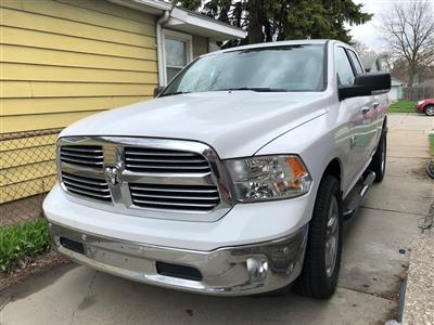 2018 Ram 1500 lease in Dearborn Heights,MI - Swapalease.com