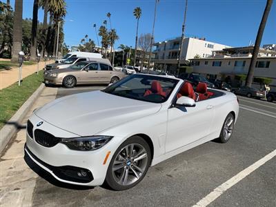 2019 BMW 4 Series lease in Los Angeles,CA - Swapalease.com