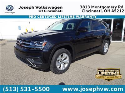 2019 Volkswagen Atlas lease in Cincinnati,OH - Swapalease.com